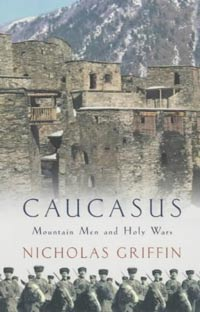 Caucasus book cover